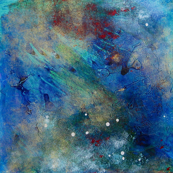 Contemporary/modern abstract art paintings by Patricia Forbes